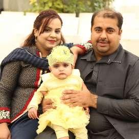 Mr and Mrs Manesh Ahoja