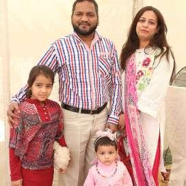 Mr and Mrs Fahim ur Rehman