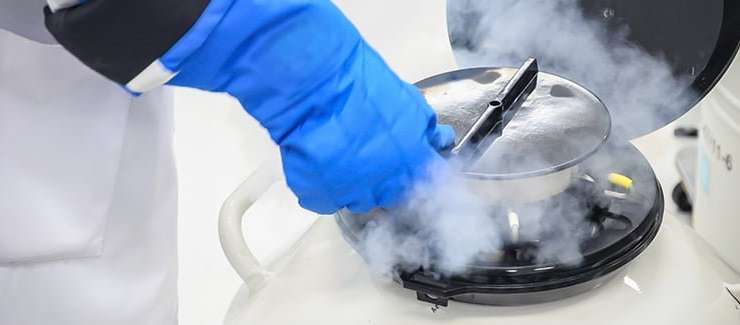 Embryo/Semen Freezing
