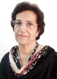 Dr Razia Riaz Ahmed