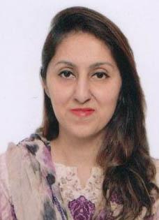 Dr Shamila Ijaz