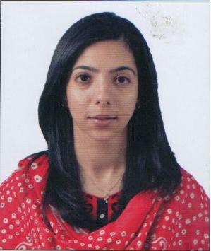 Dr Mariah Ahmed
